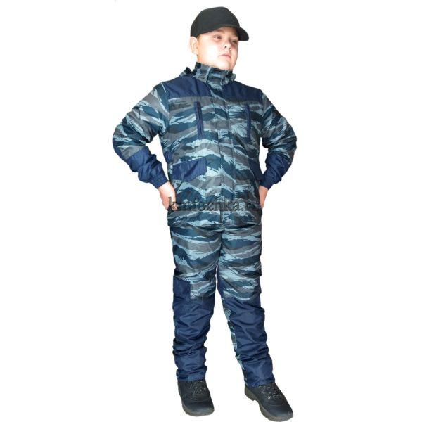 Камуфляжный костюм для мальчика