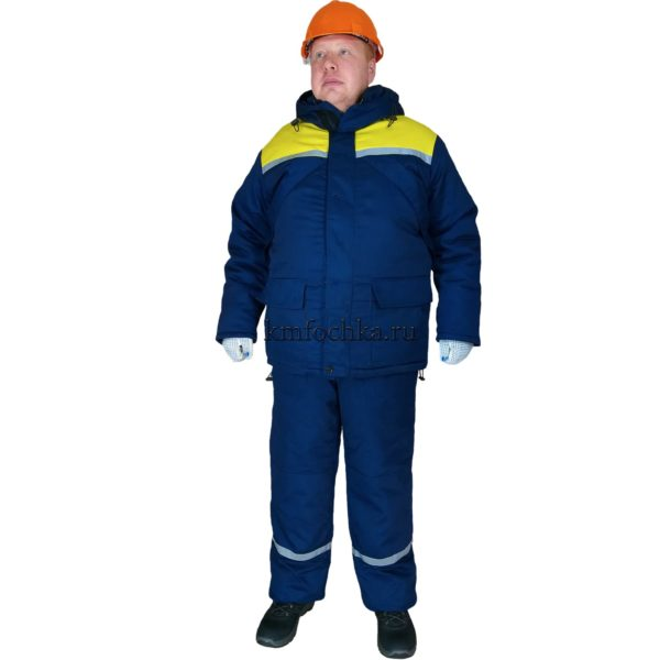 костюм зимний спецодежда