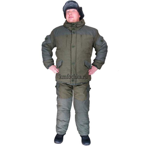 Зимний камуфляжный костюм горка купить