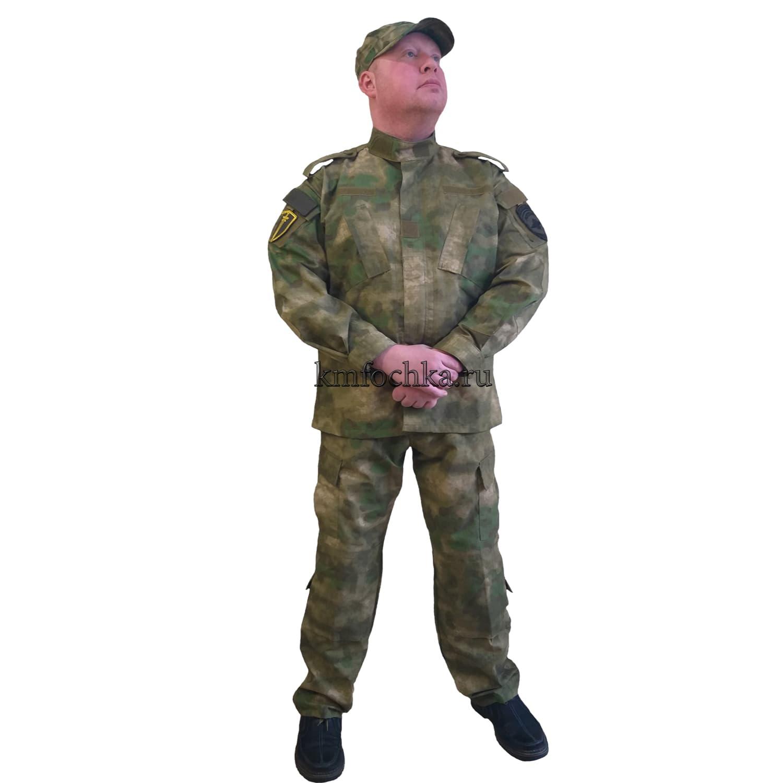 летний тактический костюм acu