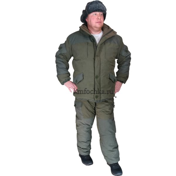 Зимний костюм горка купить