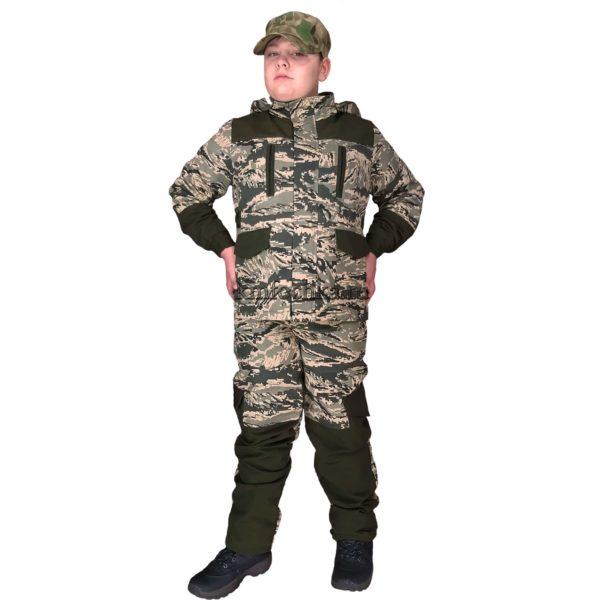костюм камуфляжный для мальчика недорого