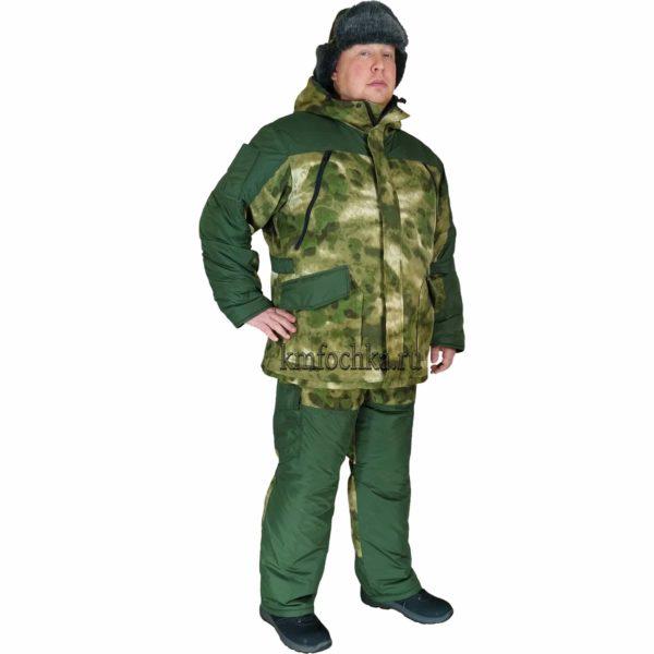 костюм тайга зимний