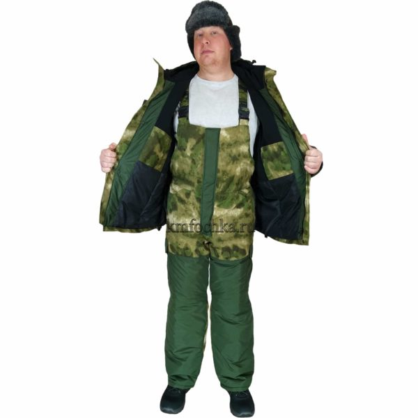 костюм тайга зимний отзывы