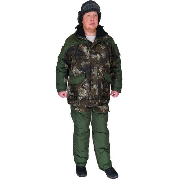 купить зимнюю одежду для охоты и рыбалки