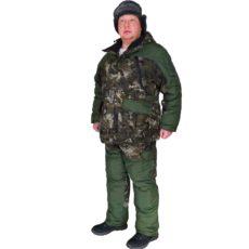 Зимний костюм для рыбалки и охоты купить
