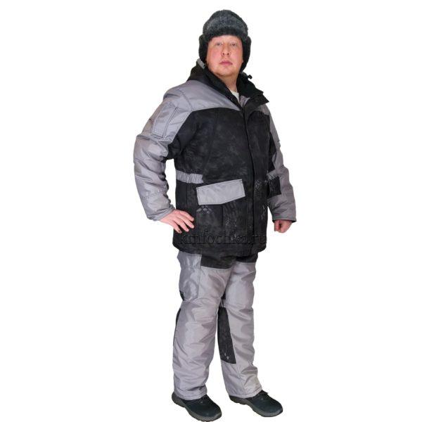 Зимняя камуфляжная одежда