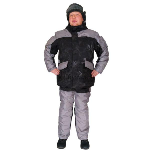 купить зимнюю камуфляжную одежду
