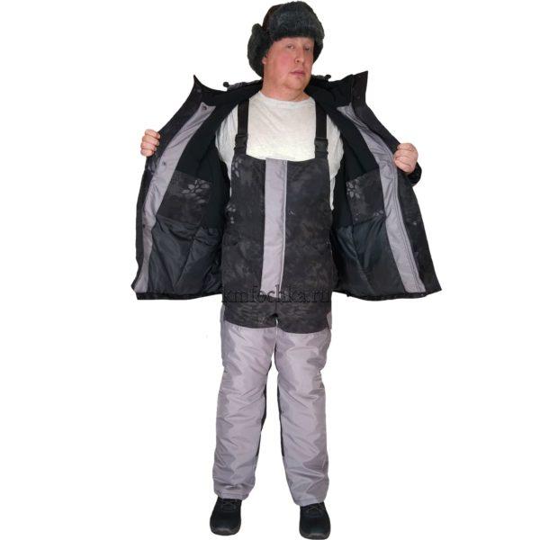 зимняя одежда камуфляж