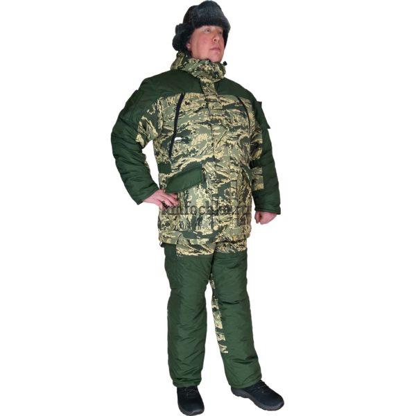 зимний камуфляж одежда