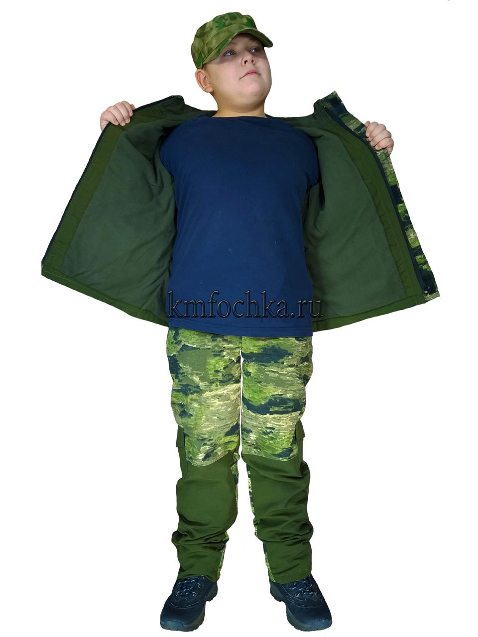 купить детский камуфляжный костюм в спб