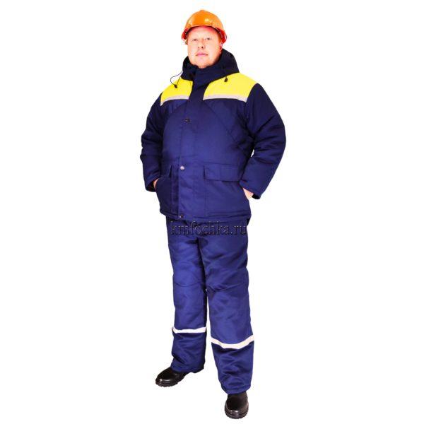 купить рабочий зимний костюм