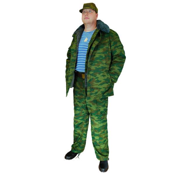 костюм флора зимний армейский
