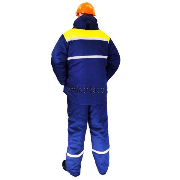 купить рабочий зимний костюм мужской