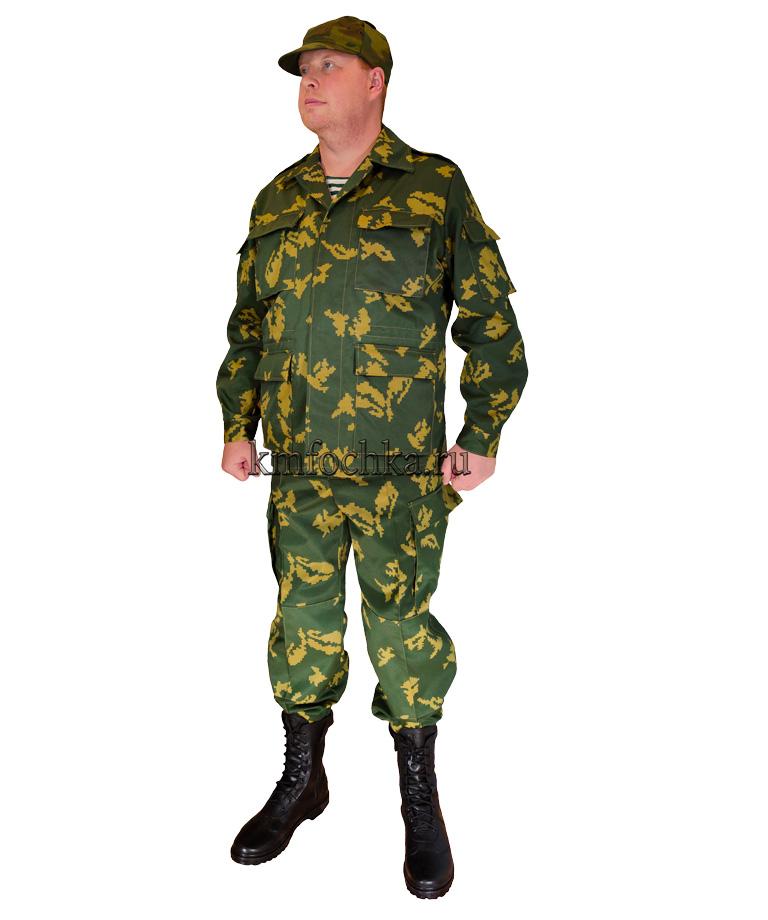 костюм пограничник 2