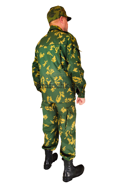 летний костюм пограничника
