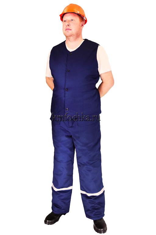 рабочая одежда для женщин зимняя