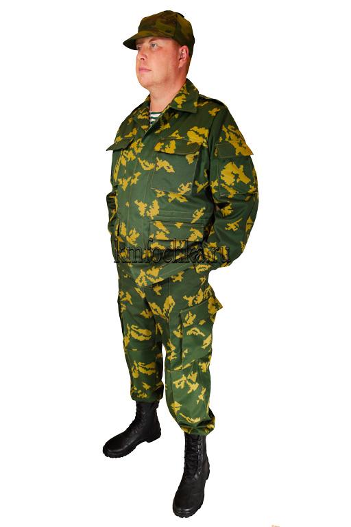 военная форма березка