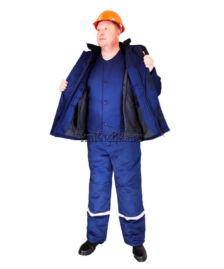 зимняя рабочая одежда для мужчин купить